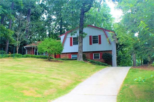 1095 Creekdale Drive, Clarkston, GA 30021 (MLS #6604797) :: Rock River Realty