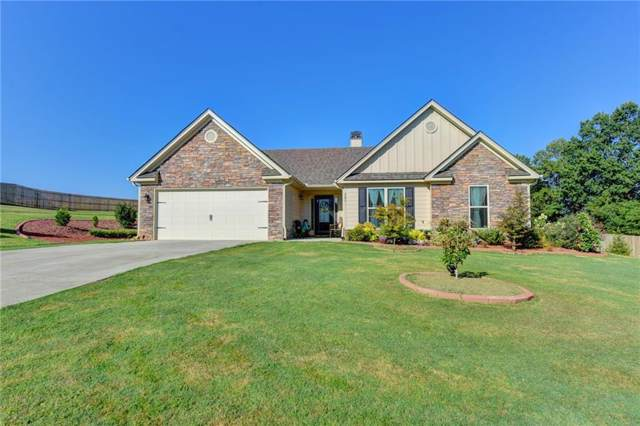 285 Cambridge Farms Drive, Hoschton, GA 30548 (MLS #6604801) :: The Zac Team @ RE/MAX Metro Atlanta