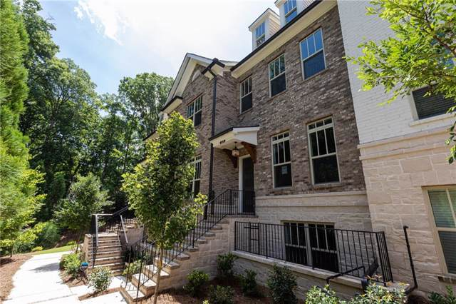 4351 P Parkside Place #5, Sandy Springs, GA 30342 (MLS #6604809) :: The Heyl Group at Keller Williams