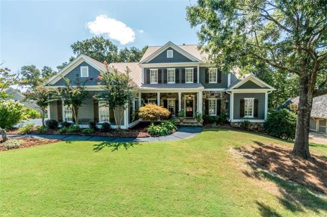 256 River Overlook Road, Dawsonville, GA 30534 (MLS #6604827) :: Compass Georgia LLC