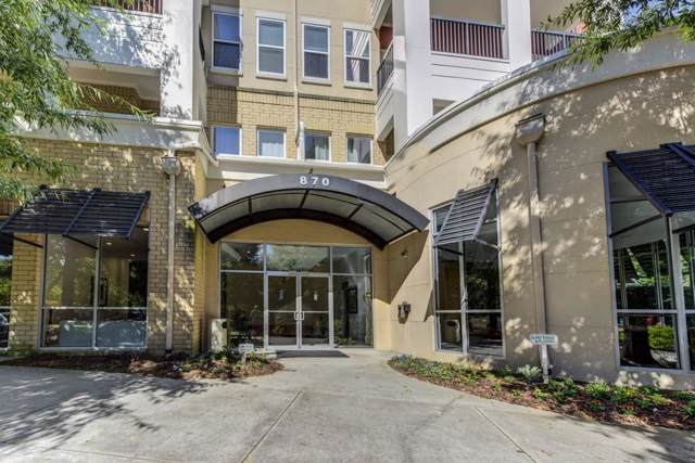 870 Inman NE #410, Atlanta, GA 30307 (MLS #6604841) :: Good Living Real Estate