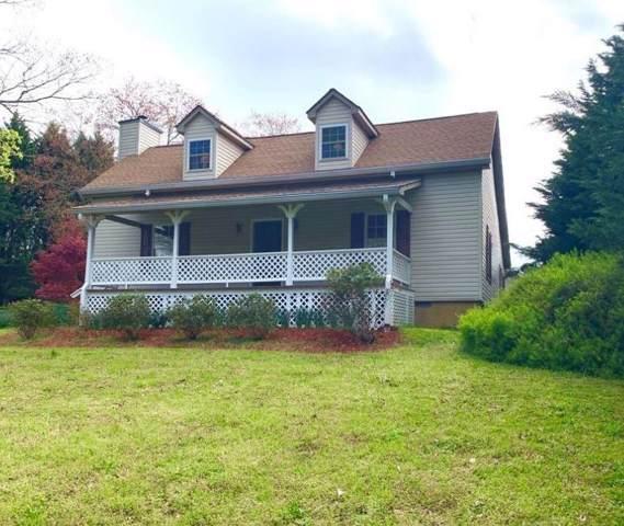 6120 Cool Springs Road, Gainesville, GA 30506 (MLS #6604848) :: Charlie Ballard Real Estate