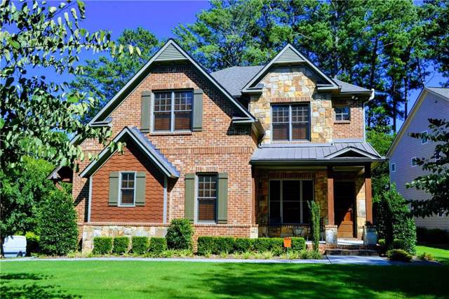 759 Darlington Circle, Atlanta, GA 30305 (MLS #6604849) :: Rock River Realty