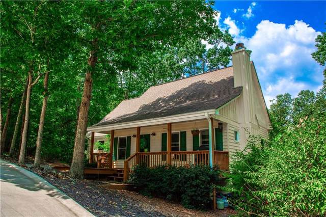 25 Colgate Court, Ellijay, GA 30540 (MLS #6604871) :: Dillard and Company Realty Group