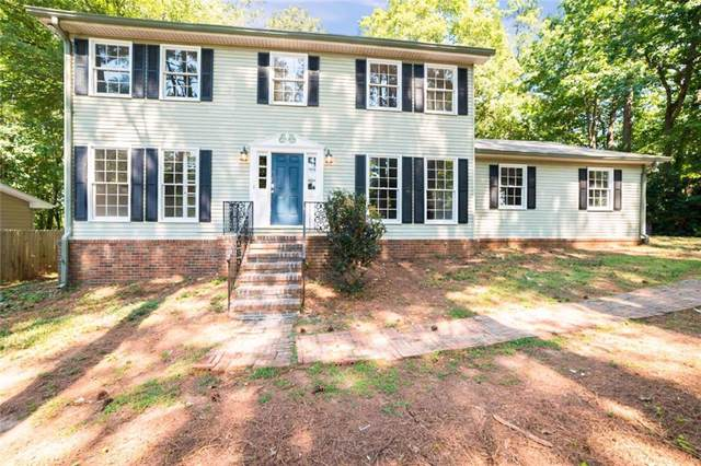 2245 Pine Point Drive, Lawrenceville, GA 30043 (MLS #6604873) :: The Heyl Group at Keller Williams