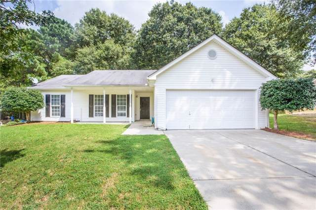 257 Turnberry Lane, Winder, GA 30680 (MLS #6604887) :: The Heyl Group at Keller Williams
