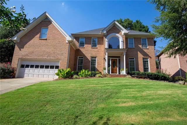 2896 Livsey Walk, Tucker, GA 30084 (MLS #6604914) :: RE/MAX Paramount Properties