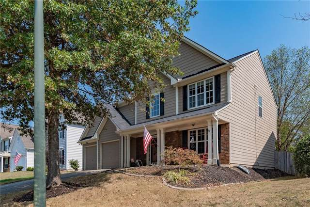 3822 Mast Court NW, Kennesaw, GA 30144 (MLS #6604919) :: Rock River Realty