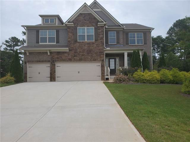 1405 Bourdon Bell Drive SE, Conyers, GA 30013 (MLS #6604938) :: North Atlanta Home Team