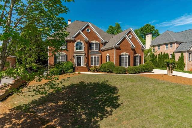 1049 Ector Chase NW, Kennesaw, GA 30152 (MLS #6604941) :: Kennesaw Life Real Estate
