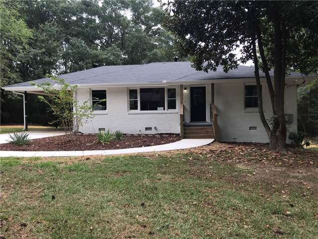 5743 Glore Drive, Mableton, GA 30126 (MLS #6604964) :: RE/MAX Paramount Properties