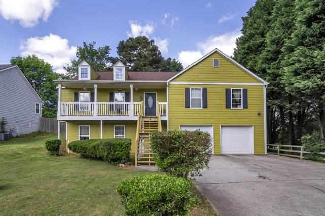 10670 Bridgemor Drive, Alpharetta, GA 30022 (MLS #6604968) :: North Atlanta Home Team