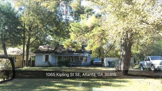 1065 Kipling Street SE, Atlanta, GA 30315 (MLS #6605001) :: The Zac Team @ RE/MAX Metro Atlanta
