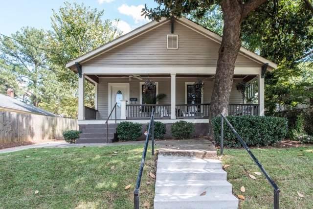 205 Mayson Avenue NE, Atlanta, GA 30307 (MLS #6605022) :: Charlie Ballard Real Estate