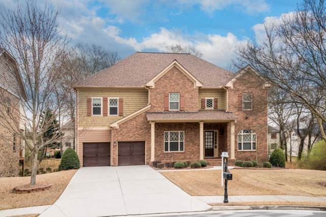 765 Morganton Drive, Suwanee, GA 30024 (MLS #6605031) :: The Zac Team @ RE/MAX Metro Atlanta