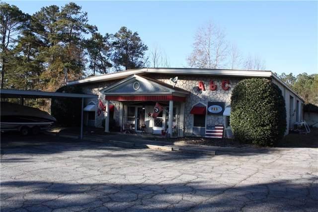 4420 Macedonia Road, Powder Springs, GA 30127 (MLS #6605051) :: Kennesaw Life Real Estate