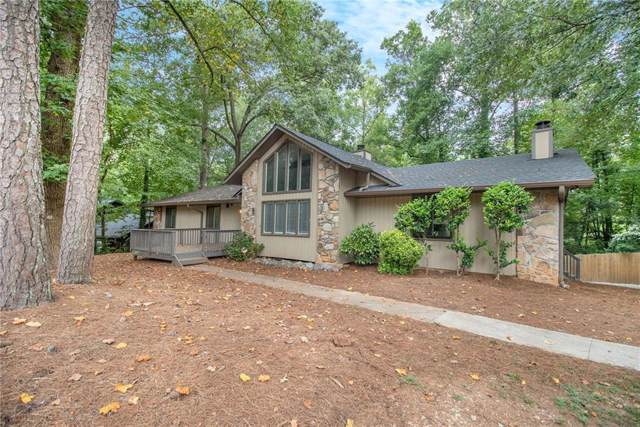 2376 Horseshoe Bend Road SW, Marietta, GA 30064 (MLS #6605059) :: The Zac Team @ RE/MAX Metro Atlanta