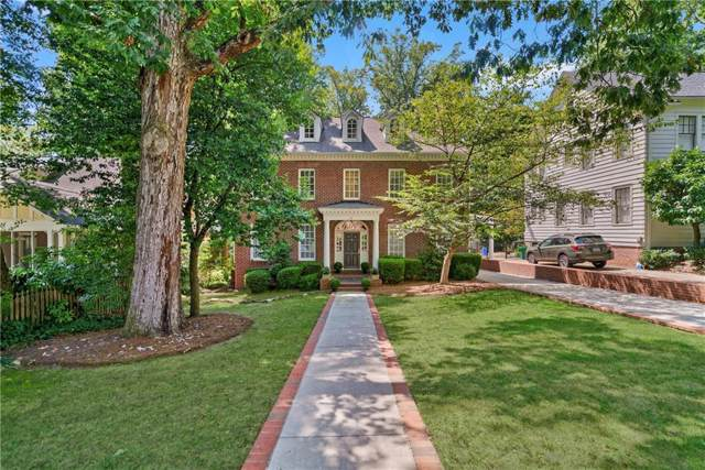 428 Emory Drive NE, Atlanta, GA 30307 (MLS #6605067) :: Good Living Real Estate