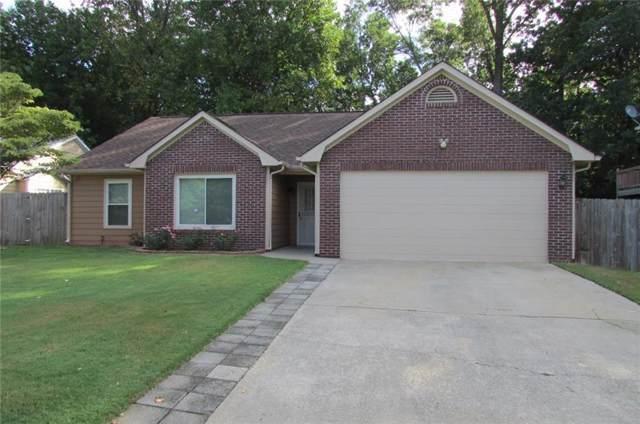 1231 Omie Way, Lawrenceville, GA 30043 (MLS #6605075) :: RE/MAX Paramount Properties