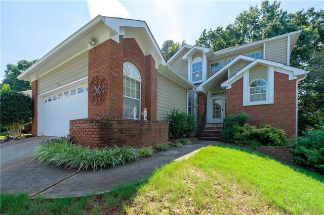 4399 White Surrey Drive NW, Kennesaw, GA 30144 (MLS #6605084) :: Kennesaw Life Real Estate