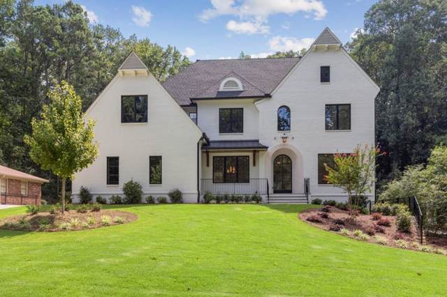 4399 Tree Haven Drive NE, Atlanta, GA 30342 (MLS #6605115) :: HergGroup Atlanta