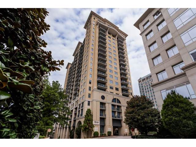 3040 Peachtree Road NW #713, Atlanta, GA 30305 (MLS #6605125) :: The Zac Team @ RE/MAX Metro Atlanta