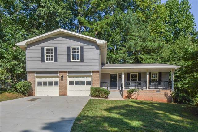 2332 Chevy Chase Lane, Decatur, GA 30032 (MLS #6605135) :: RE/MAX Paramount Properties