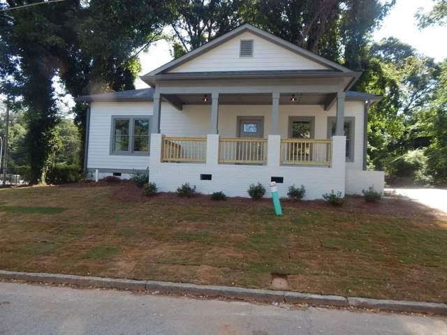 1252 Sells Avenue SW, Atlanta, GA 30310 (MLS #6605152) :: Iconic Living Real Estate Professionals