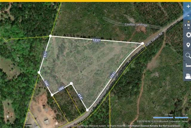 0 Carrs Station Road, Sparta, GA 31087 (MLS #6605164) :: North Atlanta Home Team