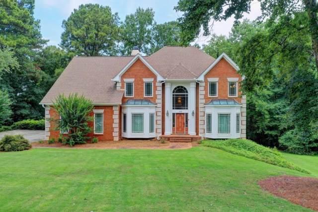 100 Spalding Creek Court, Sandy Springs, GA 30350 (MLS #6605170) :: Good Living Real Estate