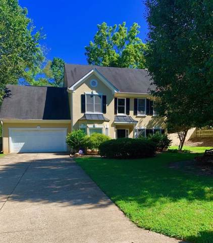 116 NW Lansing Drive NW, Kennesaw, GA 30144 (MLS #6605188) :: HergGroup Atlanta