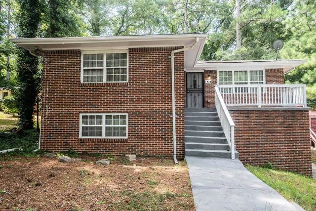 1940 Detroit Avenue NW, Atlanta, GA 30314 (MLS #6605194) :: The Hinsons - Mike Hinson & Harriet Hinson