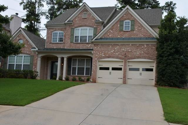 1759 Mountain Oak Road NW, Kennesaw, GA 30152 (MLS #6605210) :: The Hinsons - Mike Hinson & Harriet Hinson