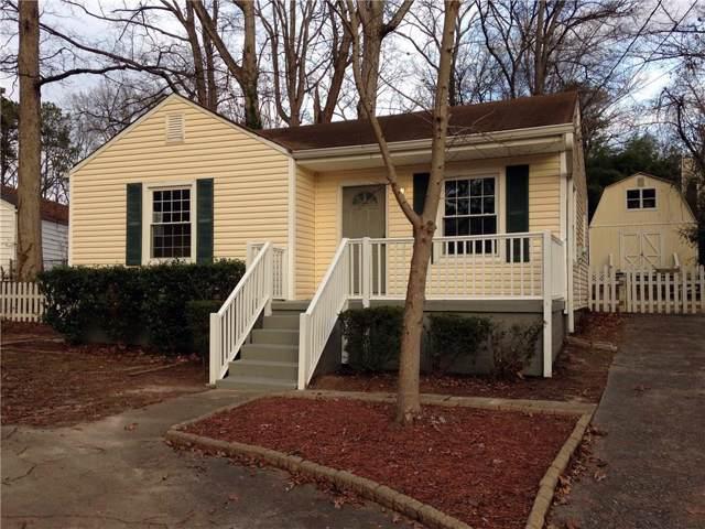 2293 Belmont Circle SE, Smyrna, GA 30080 (MLS #6605219) :: Kennesaw Life Real Estate