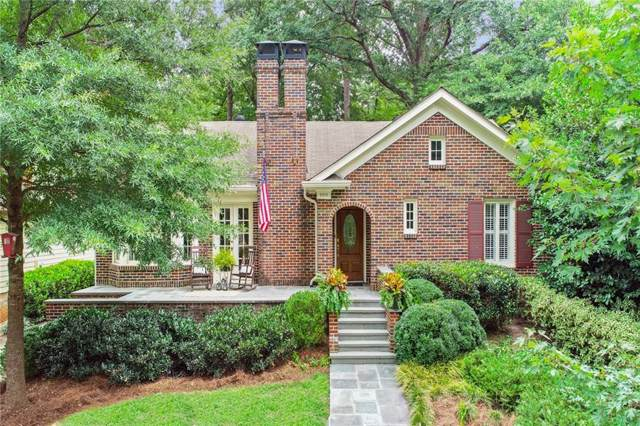 2205 Stephen Long Drive NE, Atlanta, GA 30305 (MLS #6605232) :: Good Living Real Estate