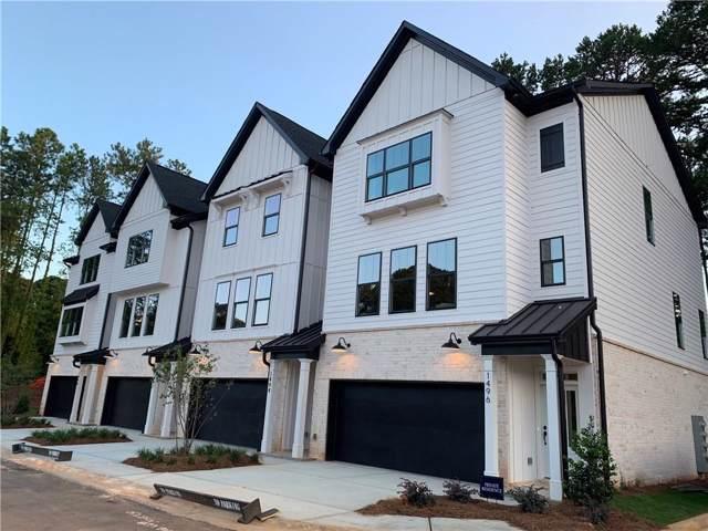 1492 Addison Place #31, Decatur, GA 30033 (MLS #6605235) :: RE/MAX Paramount Properties