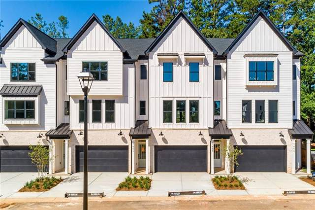 1494 Addison Place #32, Decatur, GA 30033 (MLS #6605245) :: RE/MAX Paramount Properties