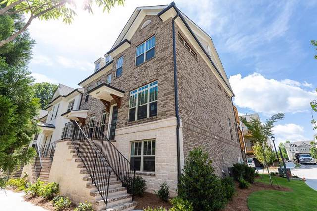 4343 Parkside Place #1, Sandy Springs, GA 30342 (MLS #6605253) :: The Heyl Group at Keller Williams