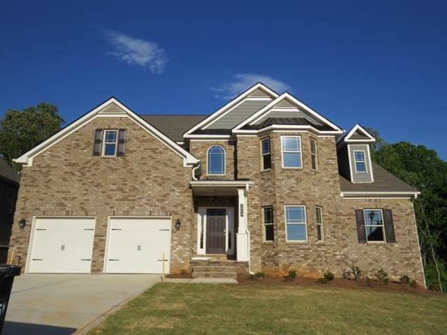 1408 Pond Overlook Drive, Hoschton, GA 30548 (MLS #6605255) :: The Stadler Group