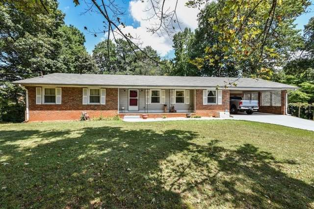 520 Shay Drive SW, Marietta, GA 30060 (MLS #6605265) :: The Zac Team @ RE/MAX Metro Atlanta