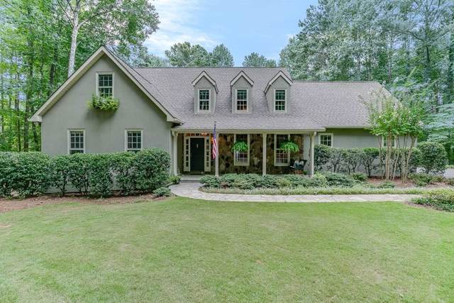 4937 Hadaway Road, Kennesaw, GA 30152 (MLS #6605270) :: Path & Post Real Estate