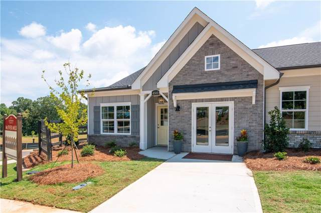 4523 Rutledge Drive #73, Oakwood, GA 30056 (MLS #6605273) :: North Atlanta Home Team