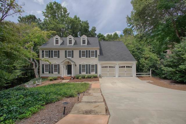 5041 Lake Terrace, Marietta, GA 30068 (MLS #6605281) :: RE/MAX Paramount Properties