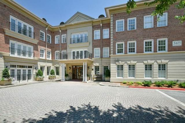 5415 Northland Drive #308, Sandy Springs, GA 30342 (MLS #6605283) :: Good Living Real Estate