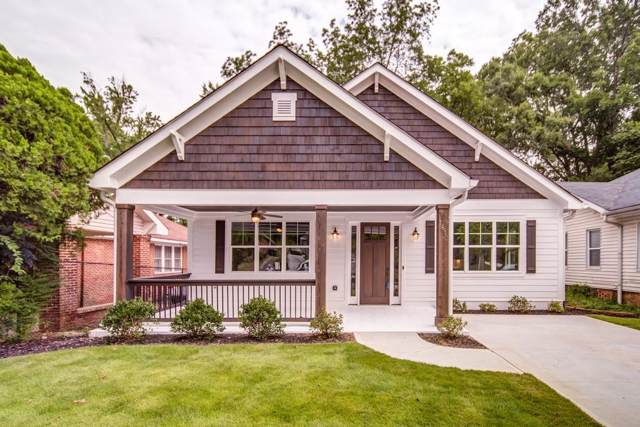 1613 Rogers Avenue SW, Atlanta, GA 30310 (MLS #6605284) :: Iconic Living Real Estate Professionals