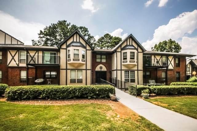 6851 Roswell Road H-18, Sandy Springs, GA 30328 (MLS #6605312) :: Good Living Real Estate