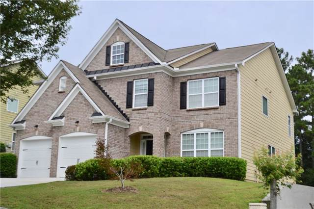 3548 Park Hill Circle, Loganville, GA 30052 (MLS #6605322) :: The Hinsons - Mike Hinson & Harriet Hinson