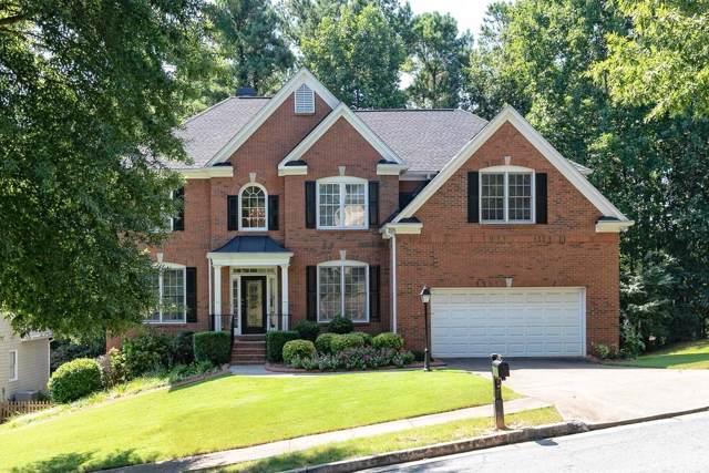2629 Morningside Trail NW, Kennesaw, GA 30144 (MLS #6605327) :: Kennesaw Life Real Estate