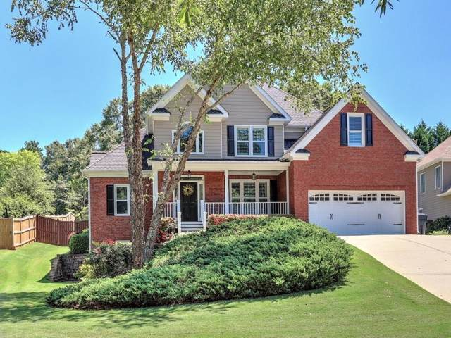 3610 Packhorse Run, Marietta, GA 30066 (MLS #6605330) :: Kennesaw Life Real Estate