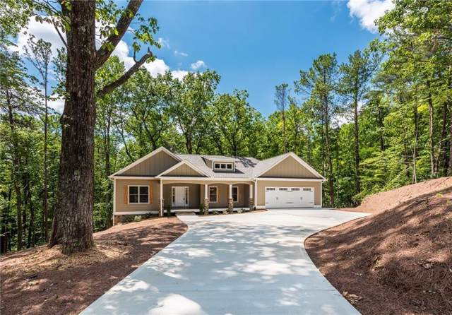 336 Cove Rd, Jasper, GA 30143 (MLS #6605347) :: The Cowan Connection Team